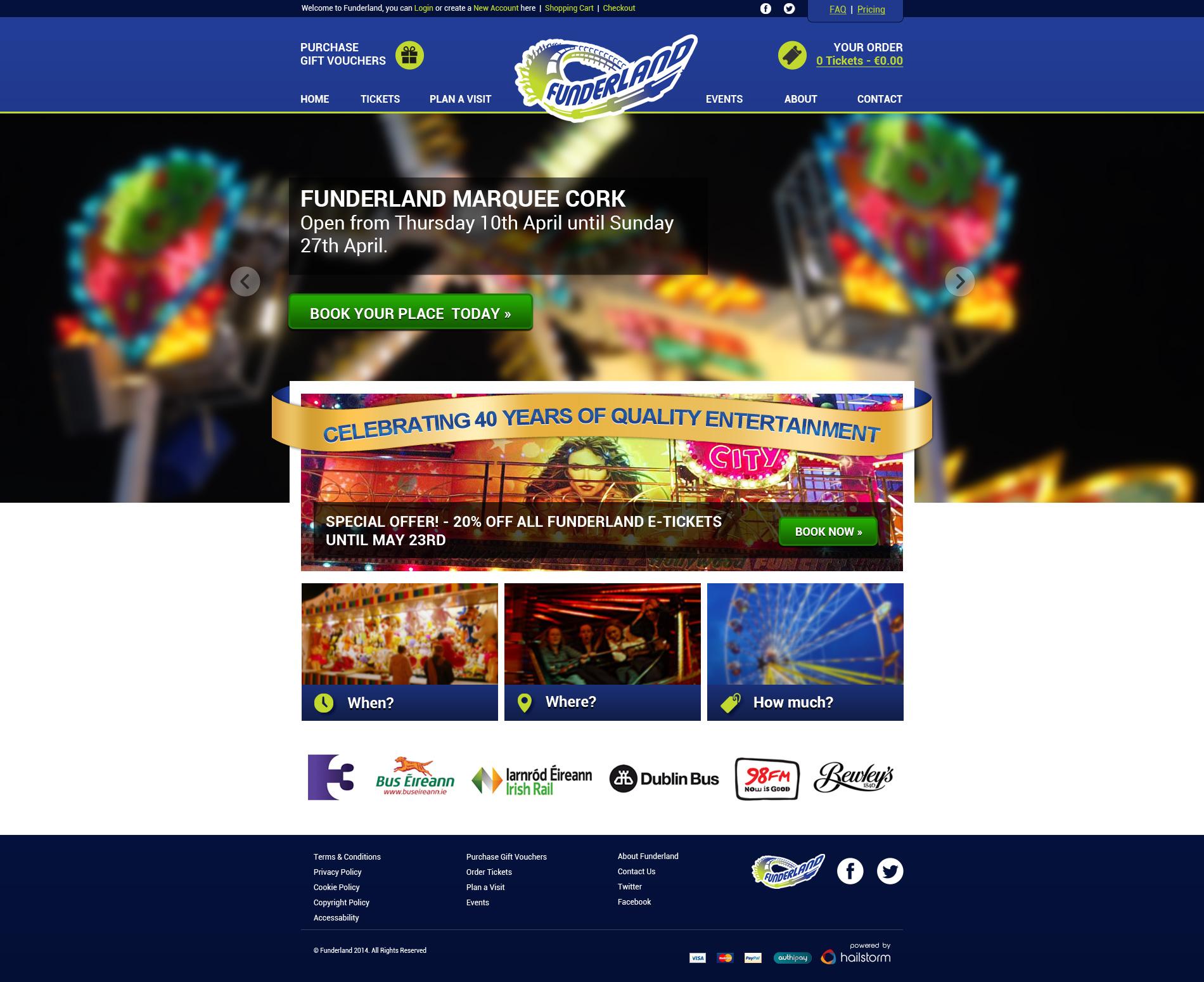 funderland-homepage
